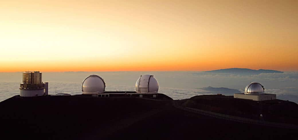 Mauna Kea Stargazing Tour Hawaii