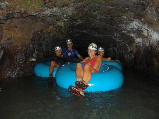 Mountain Tubing Kauai Tour