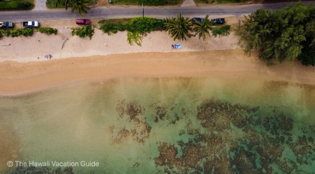 Princeville vs Poipu Anini Beach