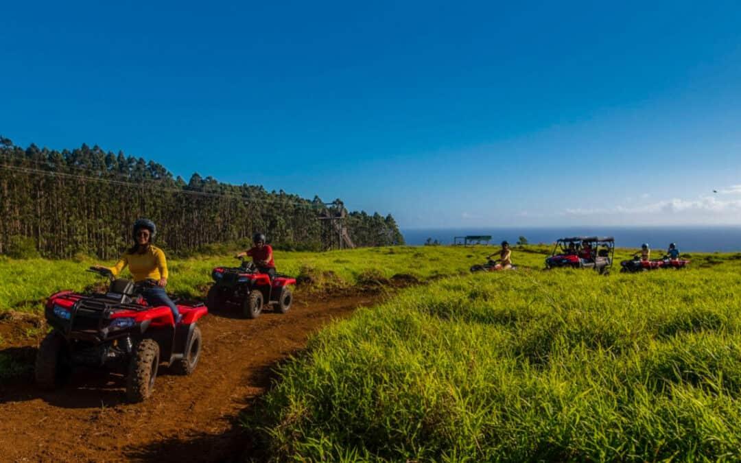 Off-Road Adventure Outside of Hilo Hawaii: Umauma's ATV Experience