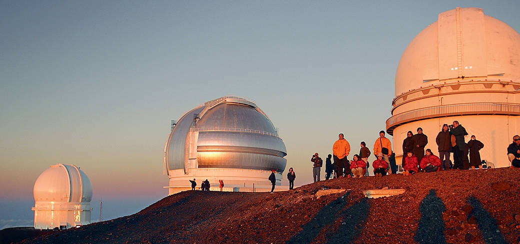 The Best Stargazing Tour on the Big Island