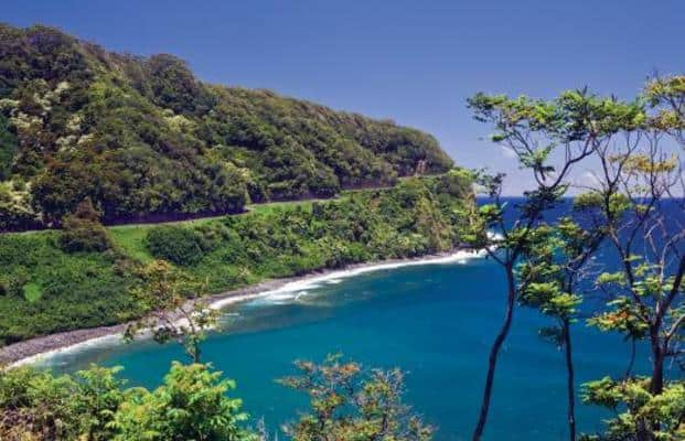 inter-island day trip tours road to hana