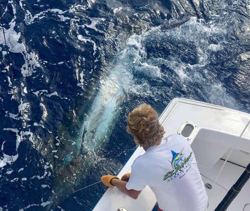 The Best Kailua-Kona Hawaii Full Day Sport Fishing Charter